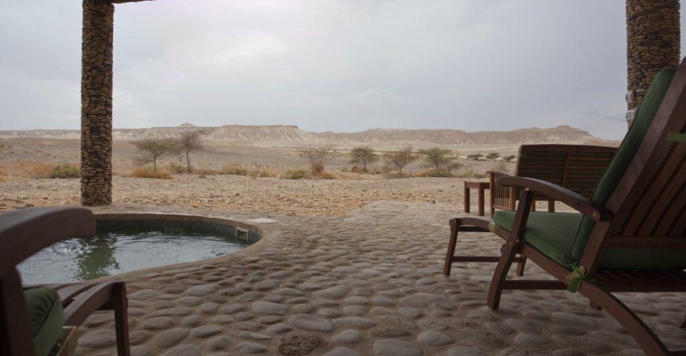 ארץ ערבה- חדרים (2)